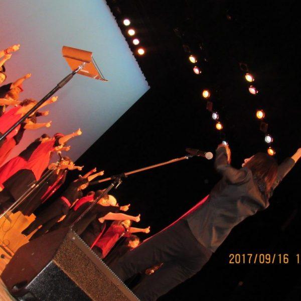 ゴスペルの祭典in奈良